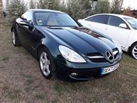 Mercedes SLK 200 kompressor moze zamena