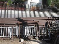 Dograma i ograda za terasa