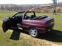 Ford Cabrio -94 ili se menuva