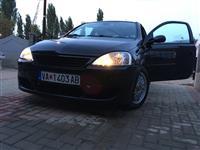 Opel Corsa C benzin plin