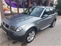 BMW X3 2.O d 110 kv 150 ks kako od salon