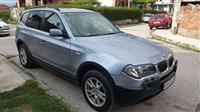 BMW X3 3.0 D 139 000 km ORGINALNI