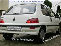 PEUGEOT 106 1.0 -98 REGISTRIRANO EXTRA SOCUVANO