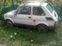 Fiat 126p -89 Peglicka
