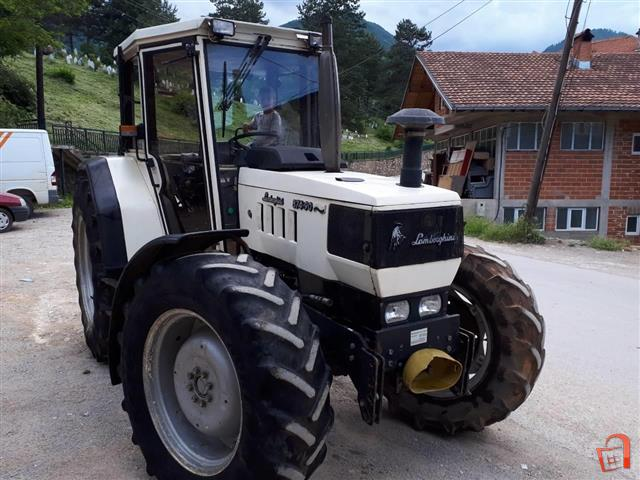 Gemeinsame Ad Traktor Lamborghini For sale, Struga, VEHICLES, Agricultural &SW_14