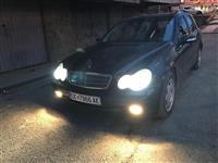 Mercedes C 220 Cdi ekstra