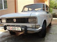 Moskvich 1500 oldtimer -70