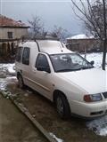 VW Caddy 1.9 D -98