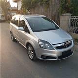 Opel Zafira 1.9 cdti 150 hp