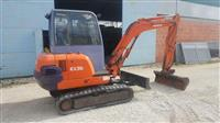 MINI BAGER HITACHI 3.5 T CASE 20 TONSKI