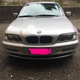 Branici i pragovi za BMW e46