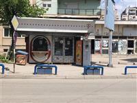 Trafika vo centarot na Kumanovo