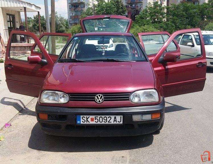 ad vw golf 3 turbo diesel 1 9 95 for sale. Black Bedroom Furniture Sets. Home Design Ideas