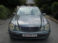 MERCEDES-BENZ E320 CDI 4 MATIC AVANTGARDE