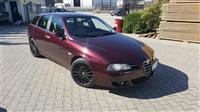 ALFA ROMEO 156 EXCLUSIVE 2.4 JTD 175KS 20V