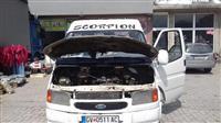 Kombe Ford 2.5 turbo