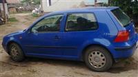 VW GOLF 4  benzin/plin atestiran -98