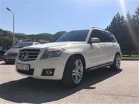 Mercedes GLK320 CDI 4MATIC sportpaket