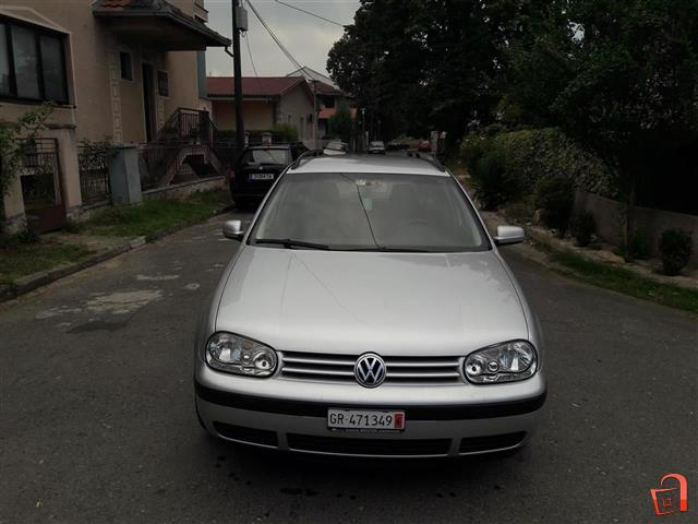 pazar3.mk - ad vw golf 4 1.9 tdi 74kw 101ps -04 ocean ch for sale