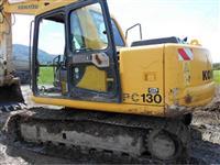 Crawler Excavators KOMATSU PC 130