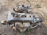 Motor menjac i dr rezervni delovi Nissan Sunny