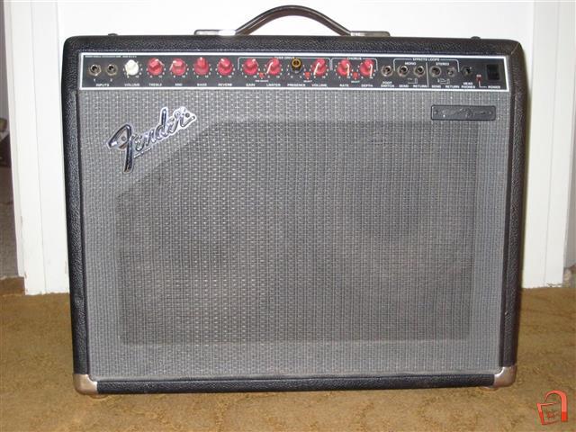 Ad Pojacalo Fender Princeton Chorus for-sale, skopje, gjorce-petrov