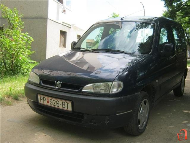 Peugeot Partner 1 9D -01