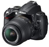 Nikon D5000 + 18-55mm VR