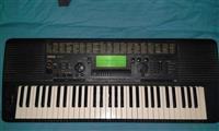 Yamaha PSR 520 Sintisajzer