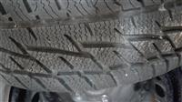Set zimski gumi i bandazi