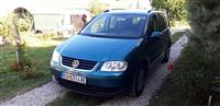 VW Touran 1.9tdi so 7 sedista