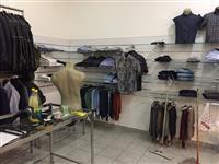 Rasprodazba na cela roba i inventar za butik