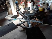 Karusel masina za stampanje