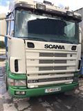 Kamion Scania i prikolka Koegel