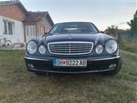 Mercedes-Benz E220 CDI -04  W211