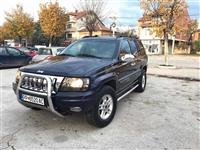 JEEP GRAND CHEROKEE LIMITED 3.1 TD 4x4