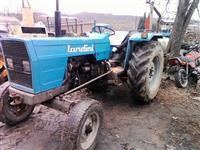 Traktor Landini 65 i Deutz Fahr 68