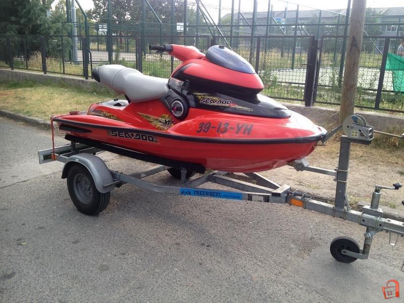 ad sea doo xp bombardier for sale skopje kisela voda vehicles boats and. Black Bedroom Furniture Sets. Home Design Ideas