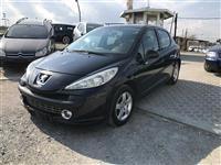 Peugeot 207 1,4 benzin 95 KS EU 4 -08