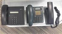 Telefonski aparati Panasonic i Iskra koristeni