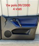 VW POLO MODEL1999/2000 PREDNI KOZNI TAPACIRI