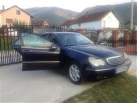 Mercedes C 220 cdi -03 full moze zamena ekstra