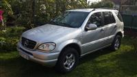 Mercedes ML 230 Benz plin exstra -98