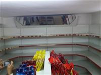 Raftovi stalazi i frizideri za vo market