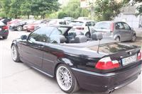 BMW 330 cabrio benzin plin