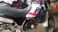 Honda 125 mtx i yamaha 80cc