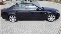 BMW 525D ekstra socuvan so zelen karton