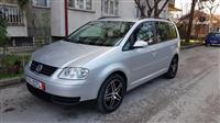 VW Touran 2.0 tdi dsg so full oprema 7sedista