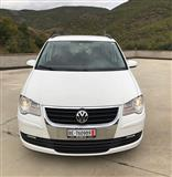 VW Touran 1.9 TDI 105ps