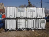 Cisterni za voda od 1000 litri